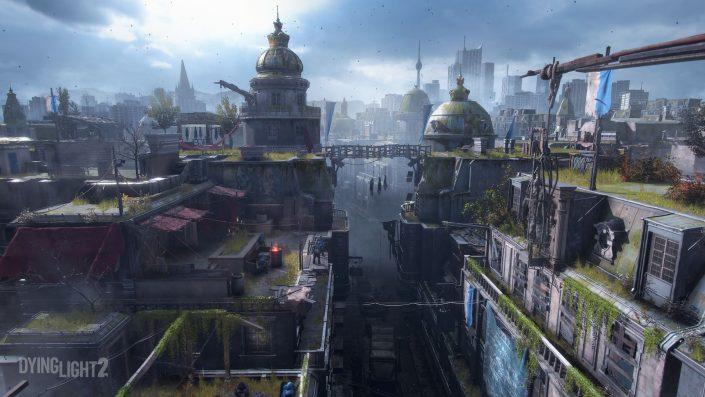 Dying Light 2: Spielerentscheidungen bestimmen das Erscheinungsbild der Welt, ein Spieldurchgang zeigt höchsten die Hälfte aller Spielinhalte