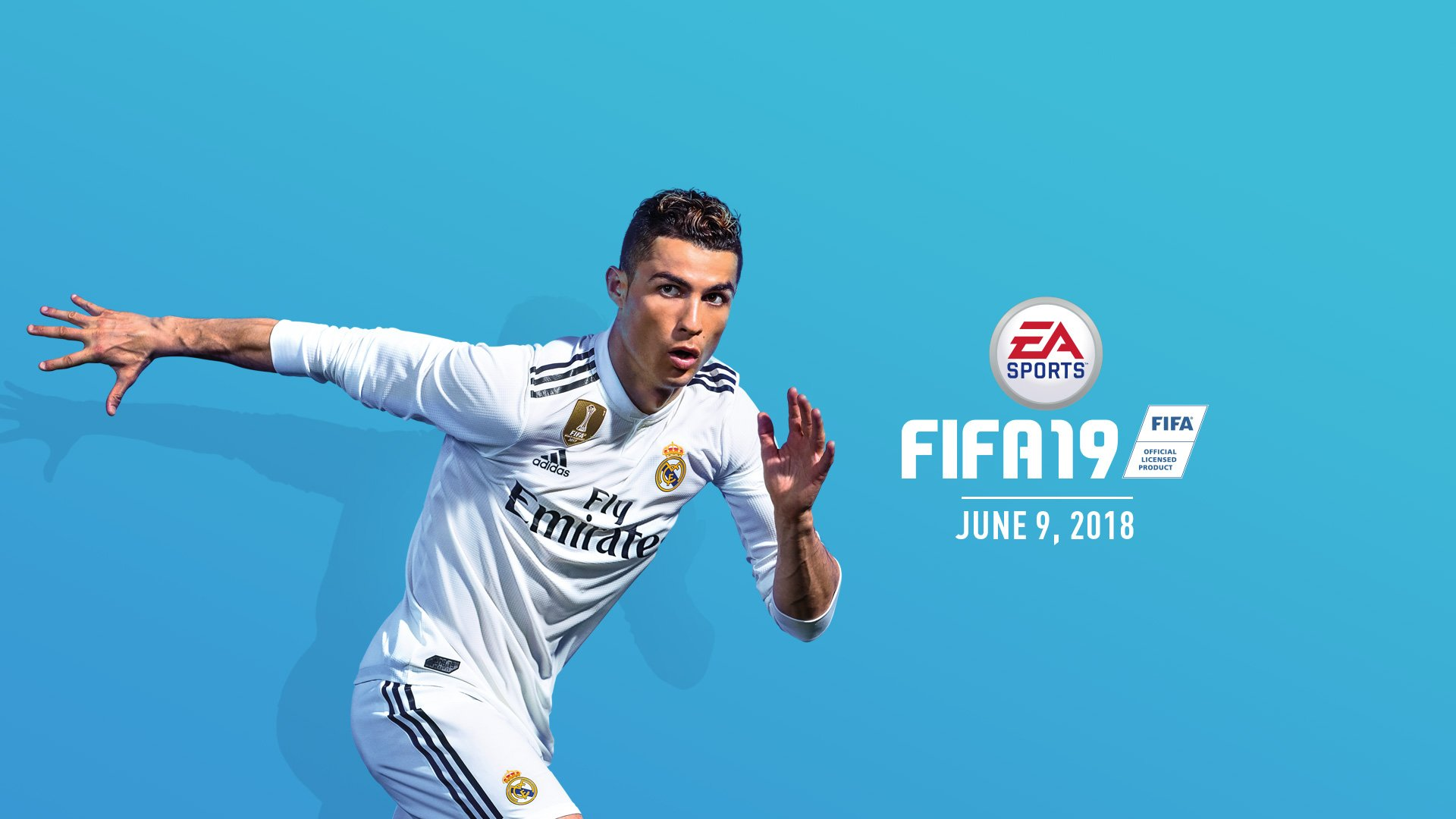 fifa 19 champions league mit einem trailer best tigt. Black Bedroom Furniture Sets. Home Design Ideas
