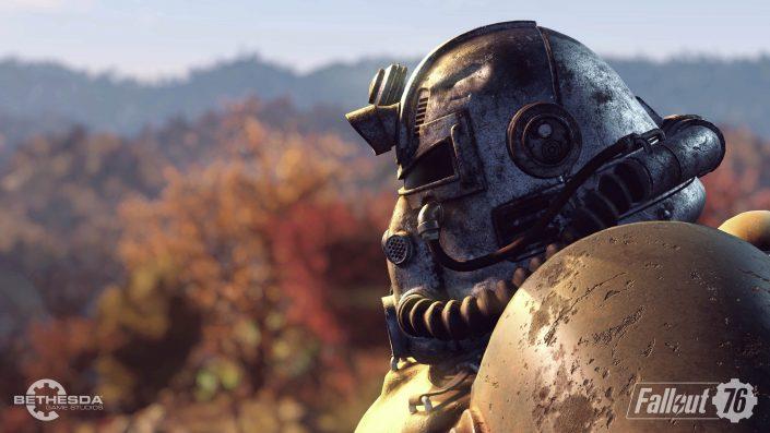 Fallout 76: Der Multiplayer bereitete den Verantwortlichen mitunter Bauchschmerzen
