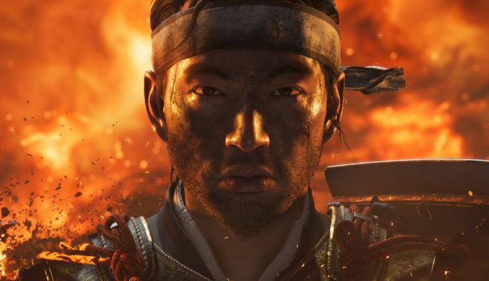 Ghost of Tsushima: Erscheint definitiv noch für die PS4, versichert Sony