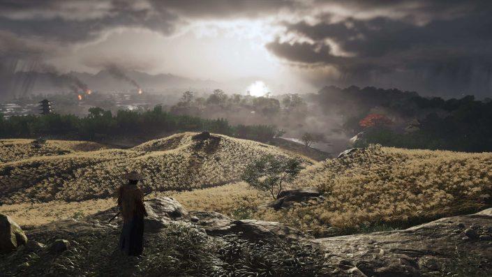 Ghost of Tsushima: Die Game-Director sind nun Botschafter der Insel Tsushima