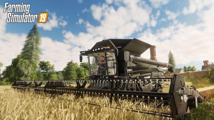 Landwirtschafts-Simulator 19: Neuer Gameplay-Trailer zur Feldarbeit und neues Video zur US-Map Ravenport