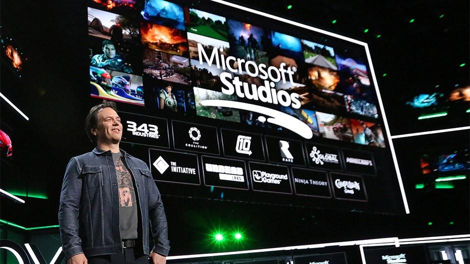 Microsoft Studios E3 2018 Spencer