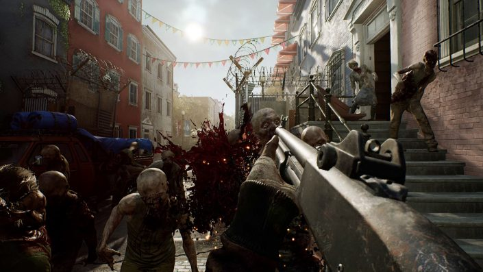 Overkill's The Walking Dead: Konsolen-Version eingestampft