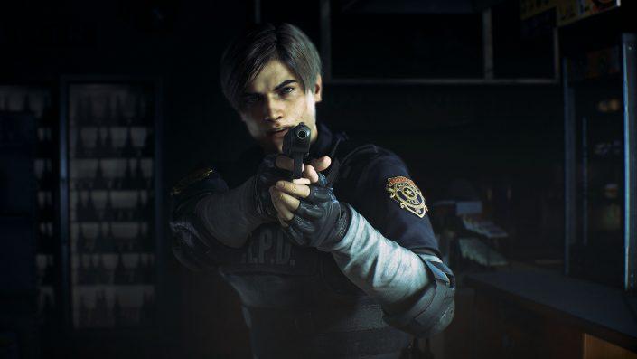 Resident Evil 2: Capcom verteidigt den Release im Januar