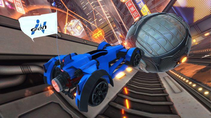 Rocket League: Drop-Raten für Items und Attribute