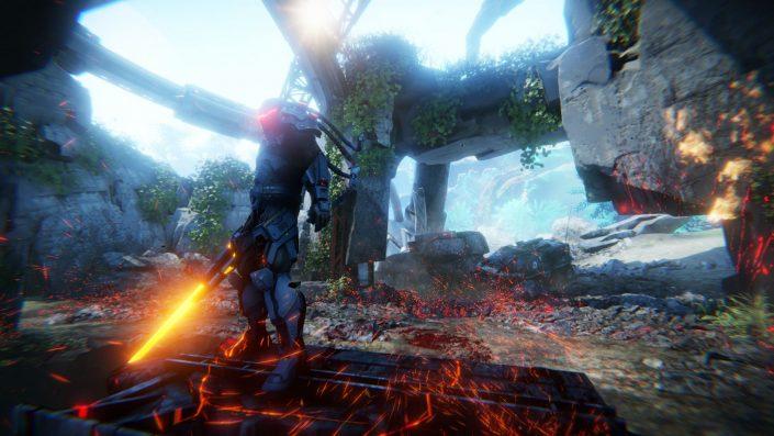 Seeking Dawn: Entwicklung des vielversprechenden Sci-Fi-VR-Survival-Shooters abgebrochen