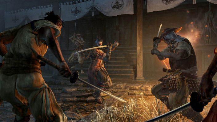 Sekiro Shadows Die Twice: Ohne Multiplayer- aber mit Pause-Modus, Details zum Spielfortschritt