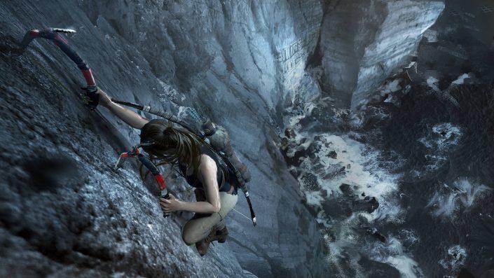 """Shadow of the Tomb Raider: Nach dem """"Die Schmiede""""-DLC folgen heute die Updates 1.07 & 1.08"""