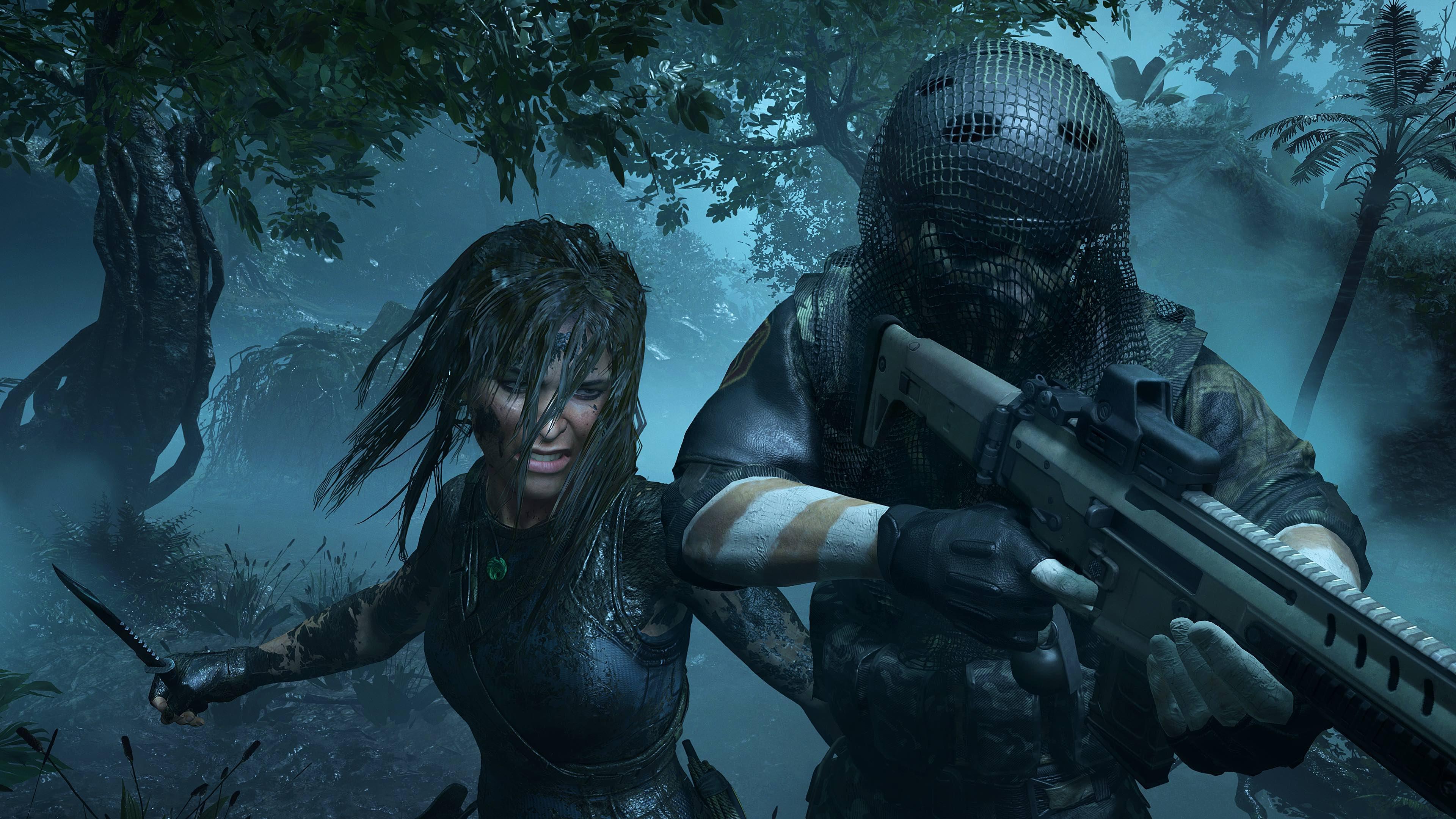 Shadow of the Tomb Raider – PS4 screenshot 01