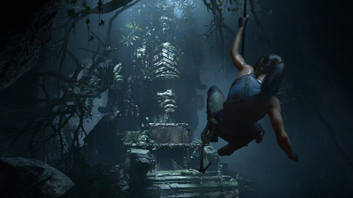 Shadow of the Tomb Raider - PS4 screenshot 03