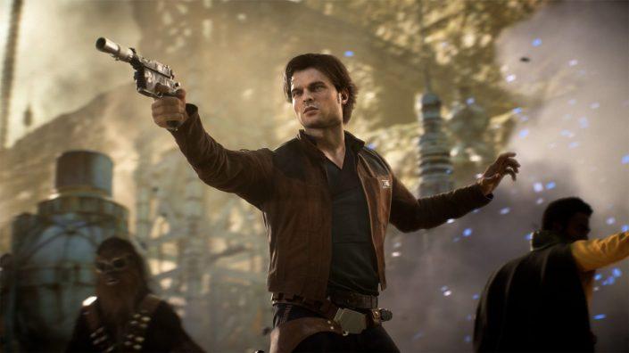 """Star Wars Battlefront 2: Update wird den """"Helden vs. Schurken""""-Modus überarbeiten"""