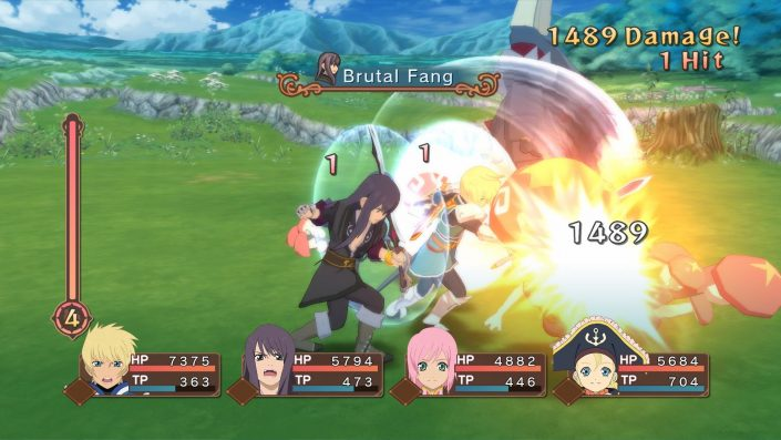 Tales of Vesperia: Definitive Edition für PS4 im neuen Trailer