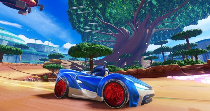 Team Sonic Racing Overdrive: Animationsserie zum Fun-Racer gestartet