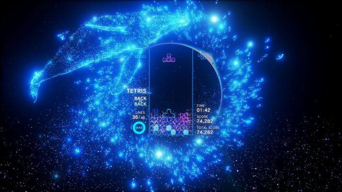 Tetris Effect Connected: Kostenlose Multiplayer-Erweiterung mit einem ersten Trailer angekündigt
