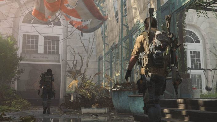 The Division 2: Die 250 Euro teure Phoenix Shield Collector's Edition im Trailer vorgestellt