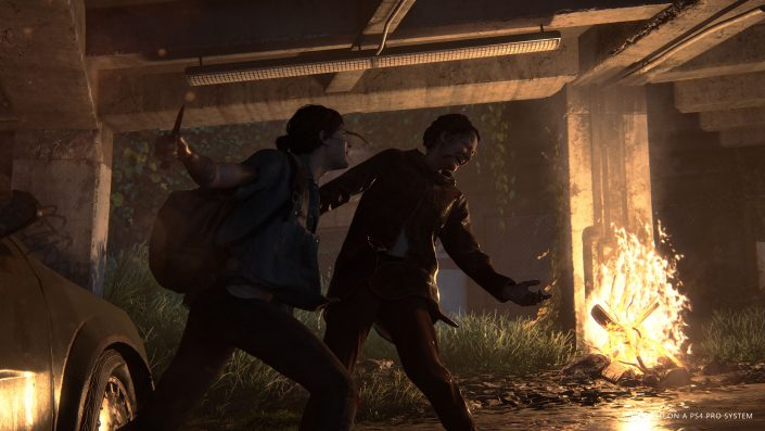 The Last of Us Part 2: Umfangreichstes Spiel von Naughty Dog bisher – auf zwei Disks