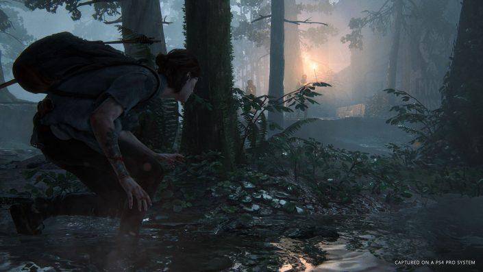 The Last of Us Part II: Termin wird erst kurz vor Fertigstellung enthüllt, Details zum Gameplay, Multiplayer und Screenshots