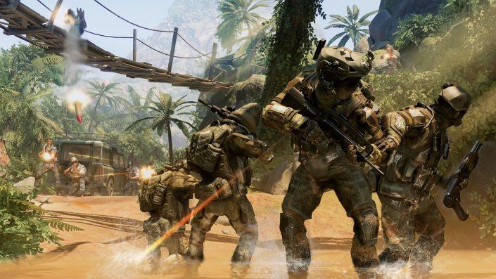 Warface: Mars-Update veröffentlicht – Crossplay-Support für PS4 und Xbox One kommt im nächsten Jahr