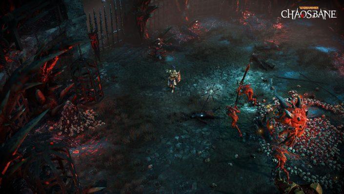 Warhammer Chaosbane: Zweite Beta-Phase für Vorbesteller gestartet
