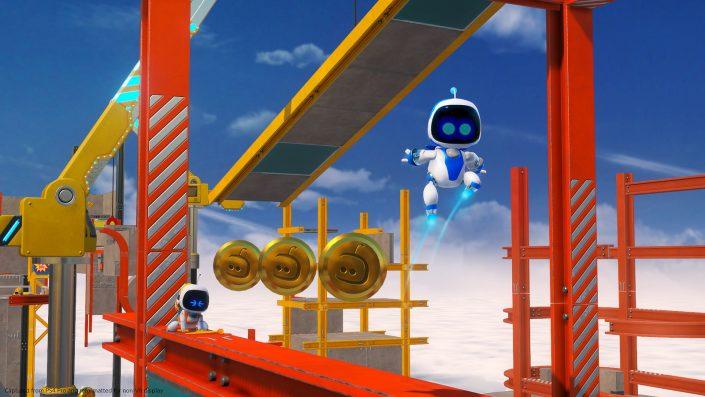 Astro Bot Rescue Mission: Das am besten bewertete PSVR-Spiel auf Metacritic