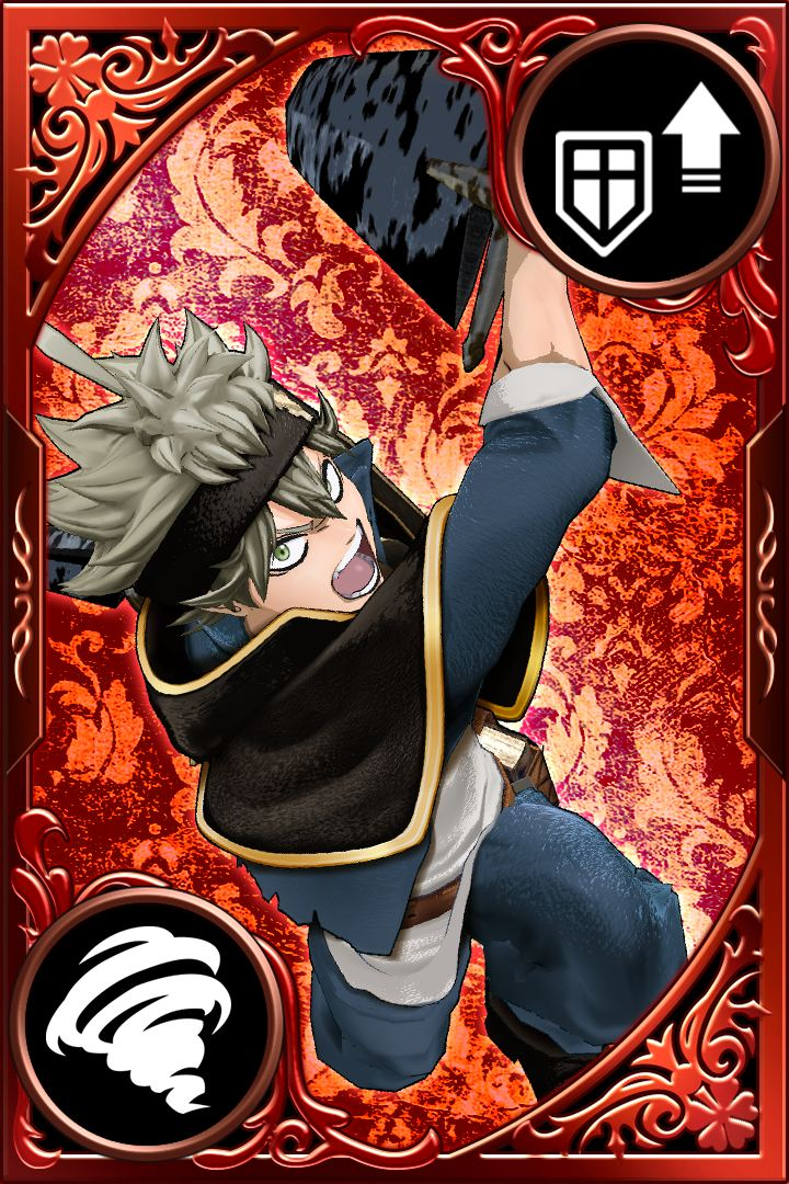 Black Clover Quartet Knights 06_Spinning-Burst_Increased_Damage-Reduction_1530867578