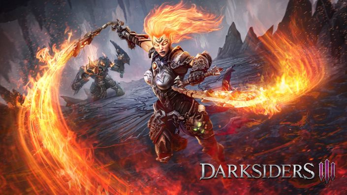 Darksiders 3: Apocalypse Edition (400 Euro) und Collector's Edition (150 Euro) vorbestellbar