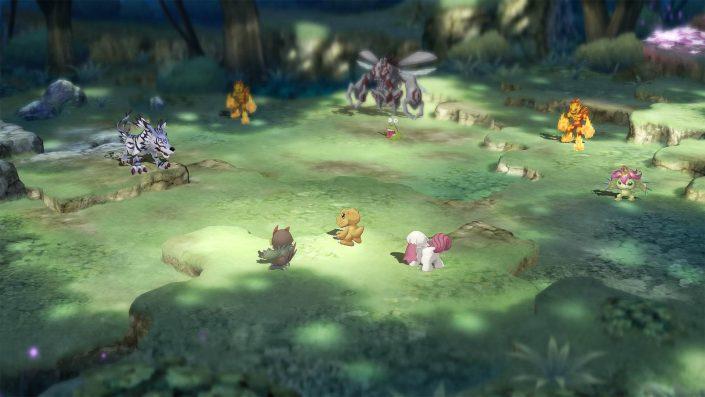 Digimon Survive: Das Opening-Movie zum Rollenspiel steht bereit