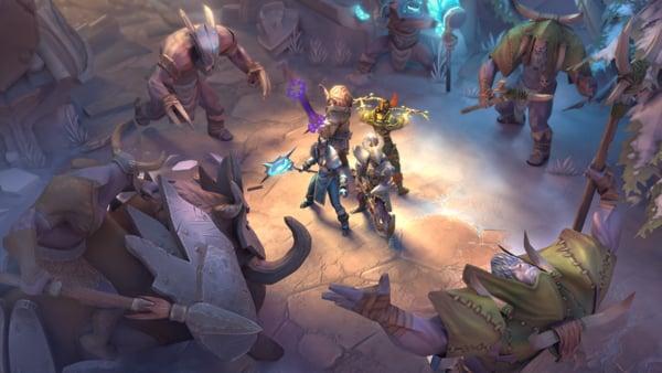 Dungeon Hunter 5: Erscheint für PS4 und PS Vita