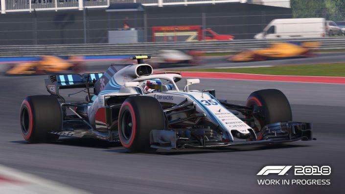 F1 2018: Neues Entwickler-Video zum Fahrzeug-Handling
