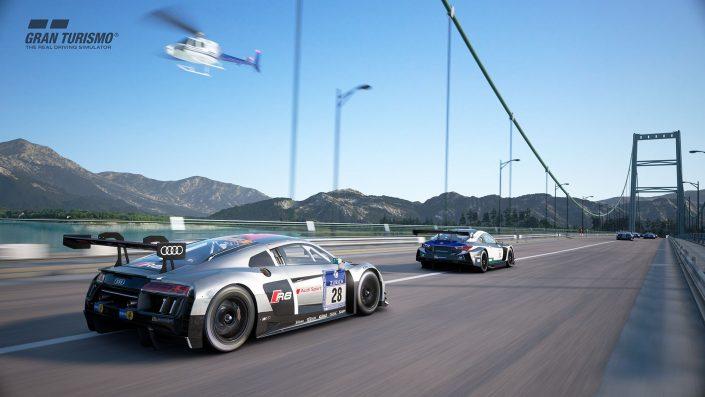 Gran Turismo Sport: Sony zeigt Szenen in 8K mit 120 FPS bei einem Event