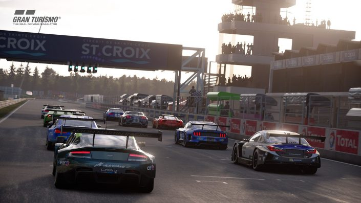Gran Turismo Sport: Update bringt neues Fahrzeug in das Rennspiel