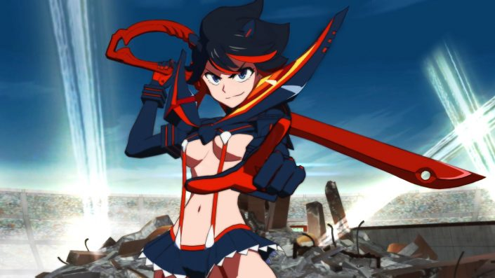 Kill la Kill The Game IF: Ausgiebiges Gameplay zweier Kämpferinnen gezeigt