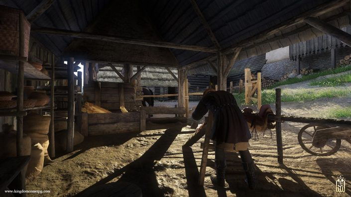 """Kingdom Come Deliverance: Neues Video stellt """"From the Ashes""""-DLC vor"""