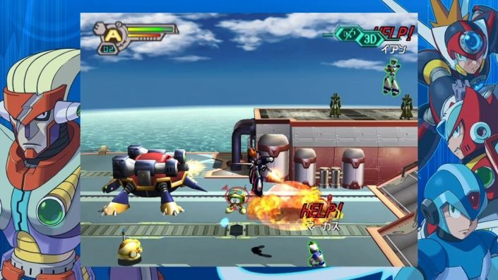 Japan-Charts: Mega Man X Legacy Collection 1+2  für PS4 übernimmt die Führung