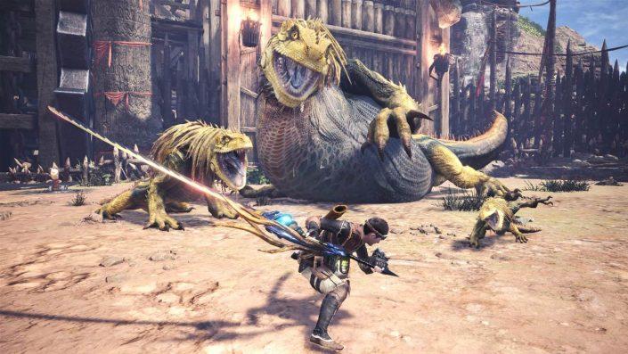 Monster Hunter World hat die 10 Millionen-Marke geknackt