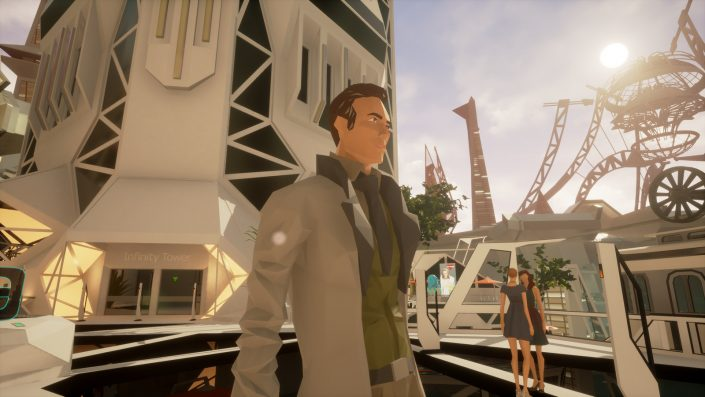 State of Mind: Story-Trailer verrät mehr über den Low-Poly-Thriller