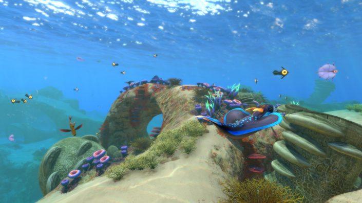 Subnautica: Der Survival-Titel erscheint im Herbst für die PS4