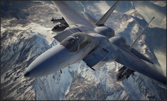 Ace Combat 7: Neue Videoreihe – Die Flugzeuge zeigen sich in Videos (Update)