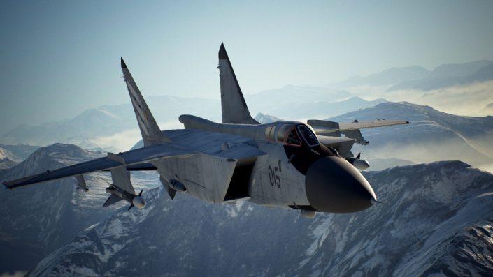 Ace Combat 7: Neuer Gameplay-Trailer und kurzer TV-Spot zum Flug-Action-Spektakel