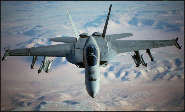 Ace Combat 7 Skies Unknown: Morgen erscheint ein kostenloses Update mit drei neuen Skins