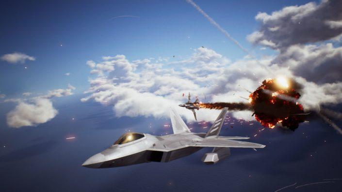 Ace Combat 8: Wird auf Basis der Unreal Engine 5 entwickelt