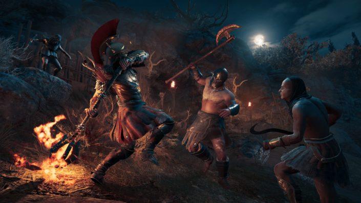 Assassin's Creed Odyssey: Kein Current-Gen-Ableger der Reihe hat sich in der Launch-Woche besser verkauft