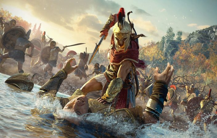 Japan-Charts: Assassin's Creed Odyssey kommt an Super Mario Party nicht vorbei