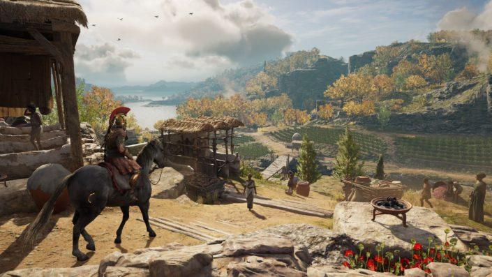 Assassin's Creed Odyssey: Entwicklung abgeschlossen – Gold-Status verkündet