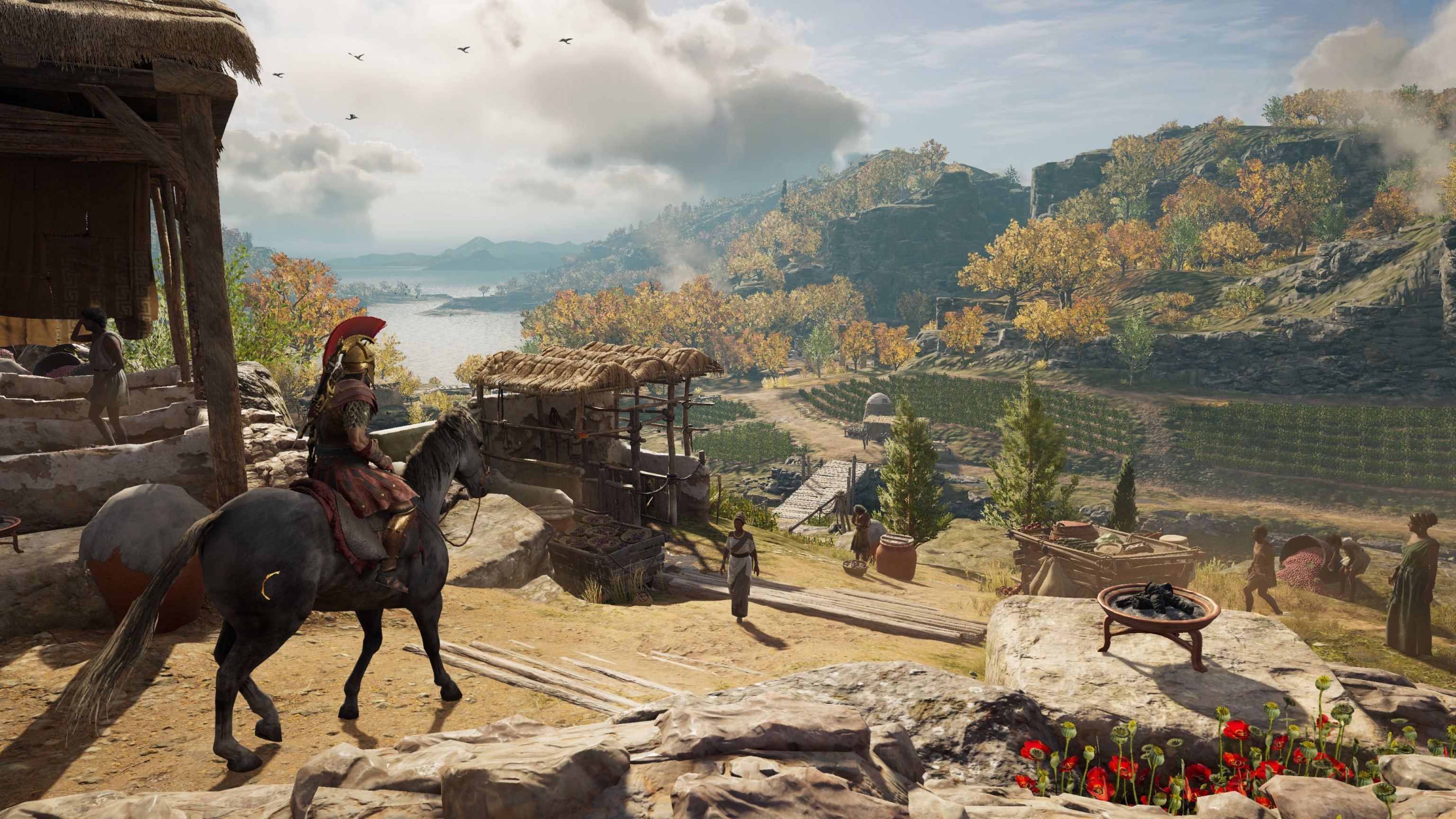 Assassin's Creed Odyssey LesbosIsland