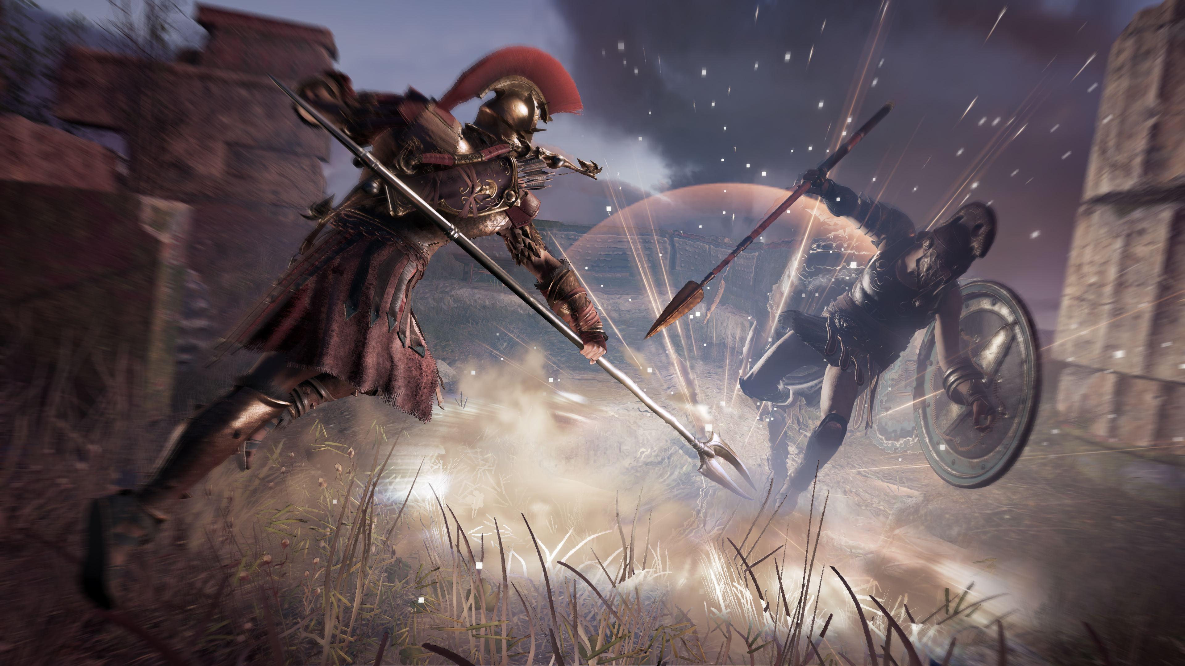 Assassin's Creed Odyssey: Führt der Weg im nächsten Jahr ...