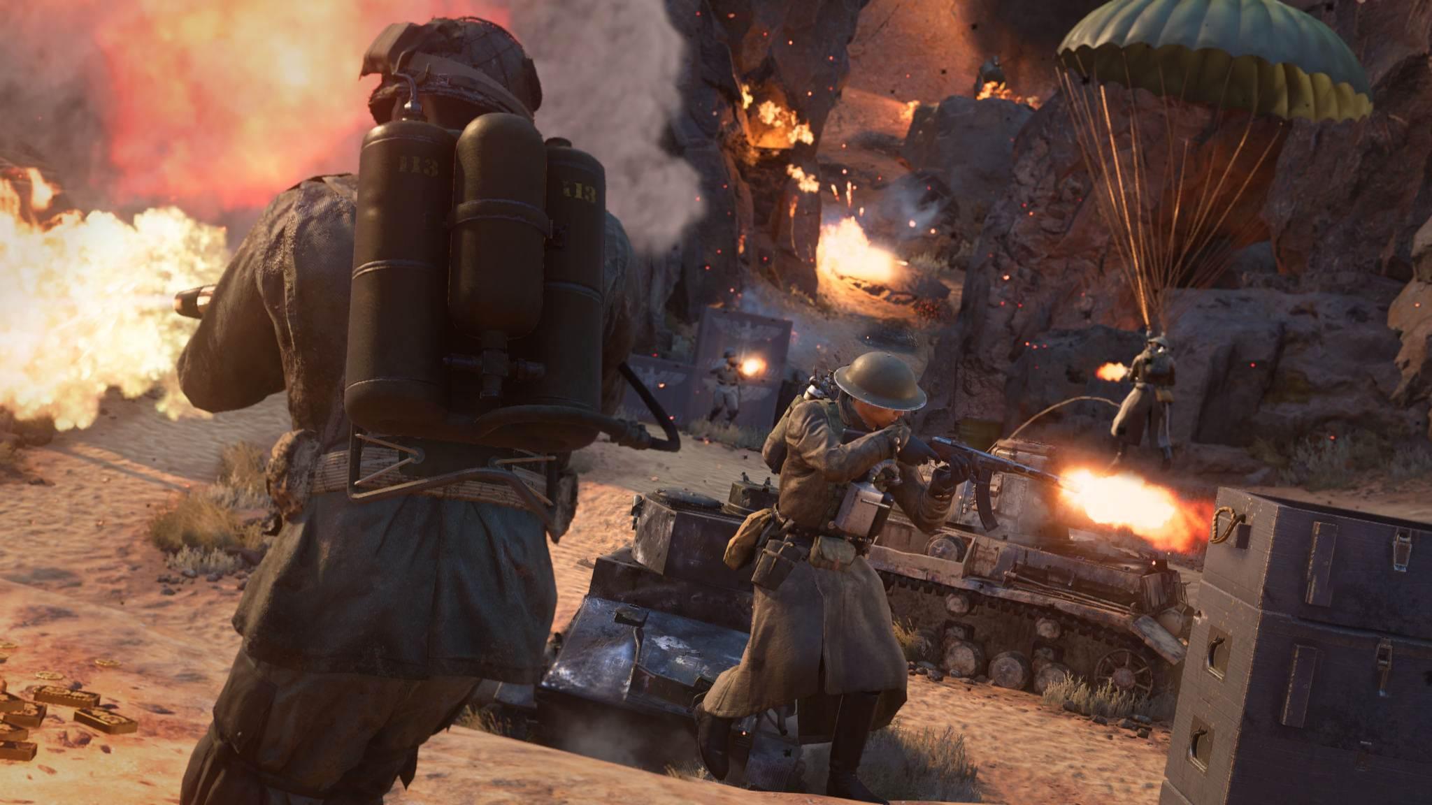 Call of Duty WWII – Shadow War – Bild 2