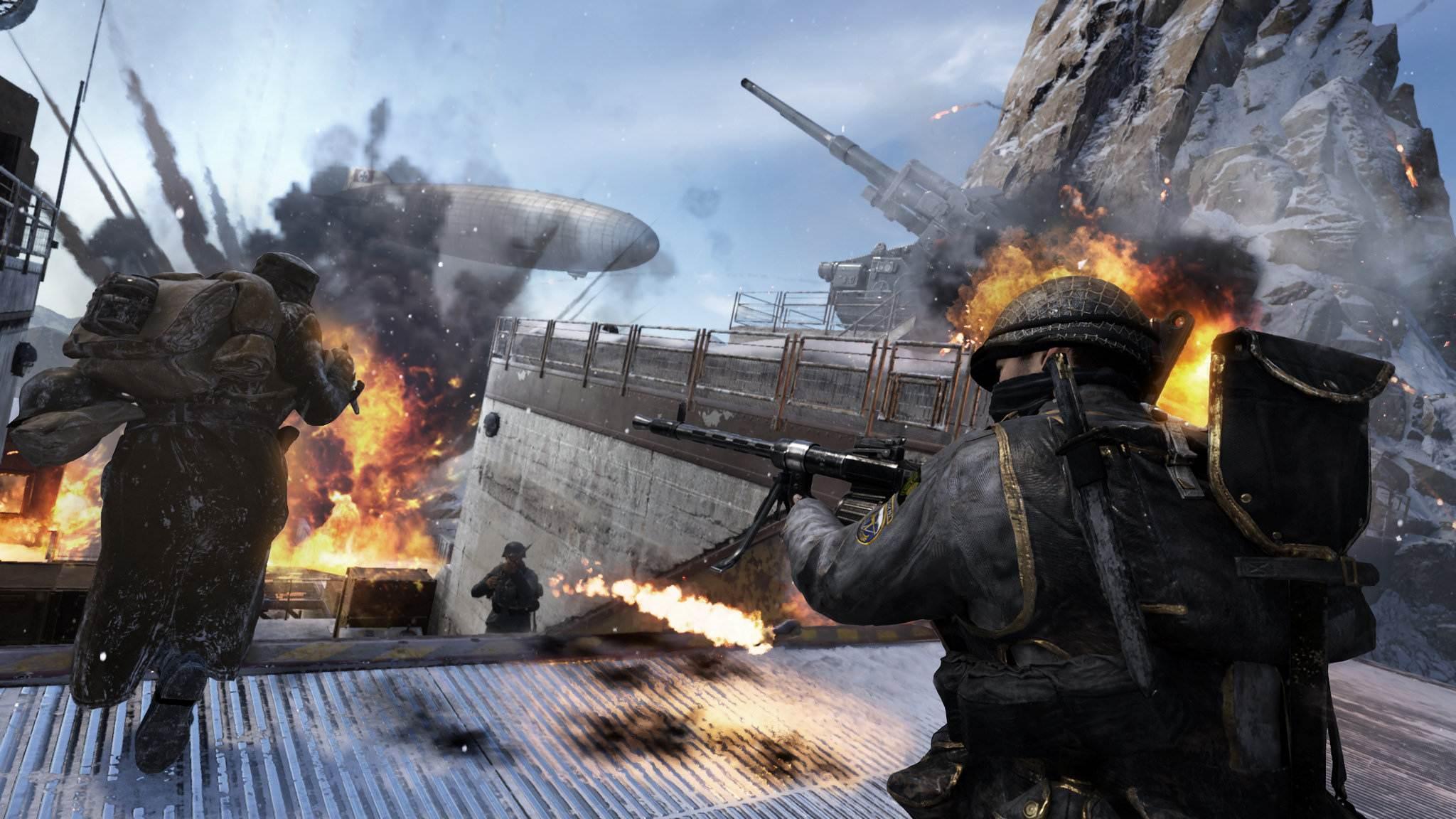 Call of Duty WWII – Shadow War – Bild 3