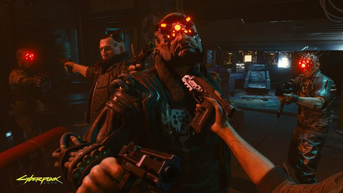 Cyberpunk 2077: Behind-the-Scenes-Video zum E3-Trailer gibt interessante Einblicke